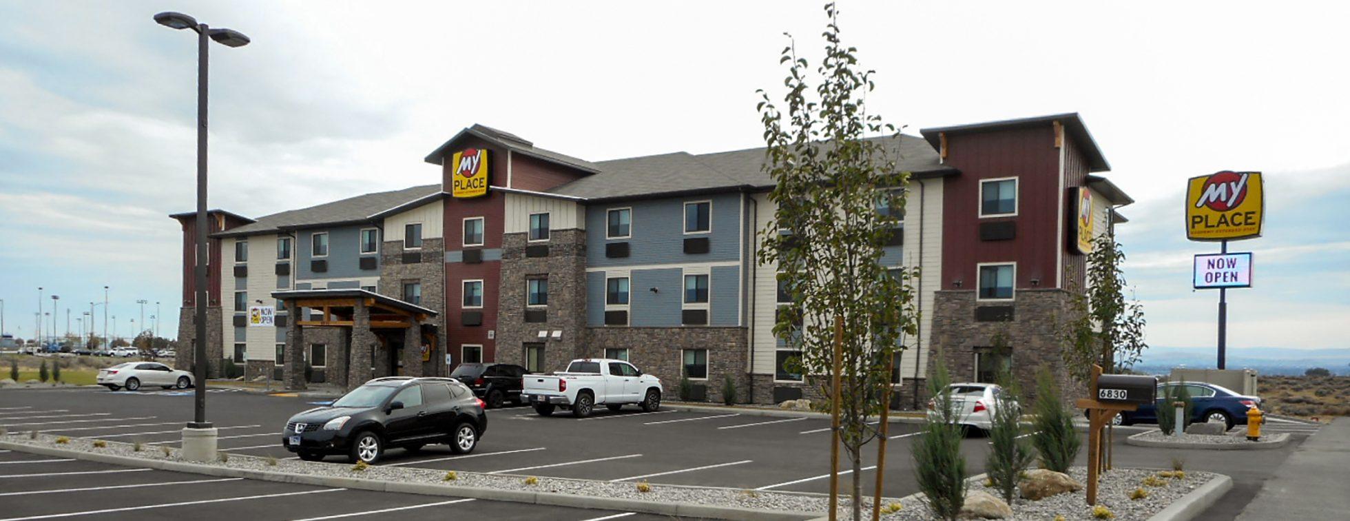 Hotel In Spokane Valley My Place Hotels