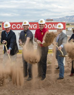 My Place Hotel-St. George, UT Breaks Ground!