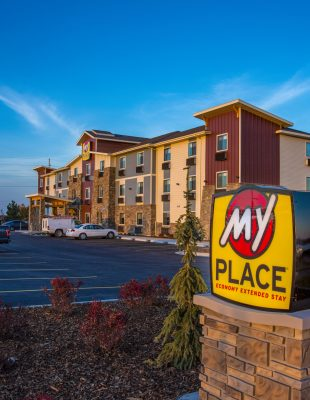 My Place Hotel-Twin Falls, ID is Now Open!