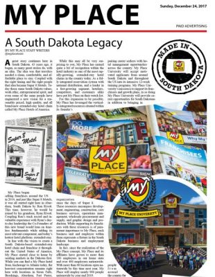 A South Dakota Legacy