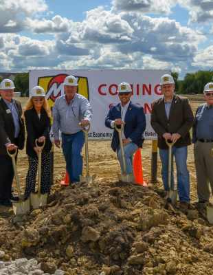 My Place Breaks Ground on Illinois Debut!