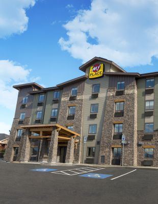 My Place Hotel-Bend, OR: NOW OPEN!