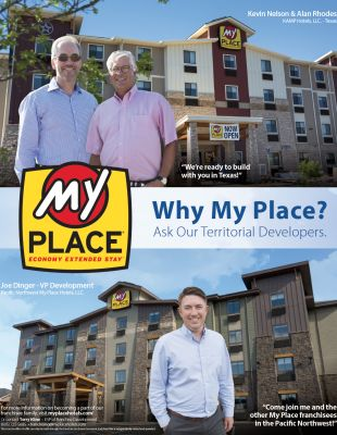 Why My Place? - Hotel Business