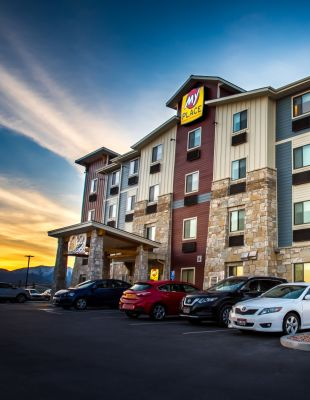 America's 30th My Place hotel opens in West Jordan, UT!