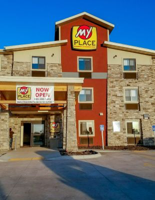 My Place Hotel-Altoona/Des Moines, IA is now open!