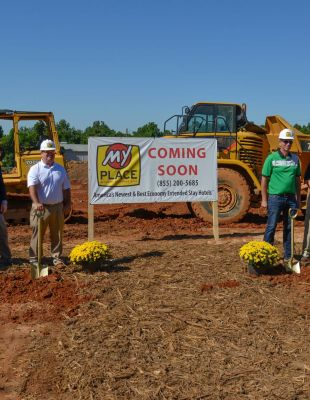 My Place Breaks Ground on South Carolina Debut!