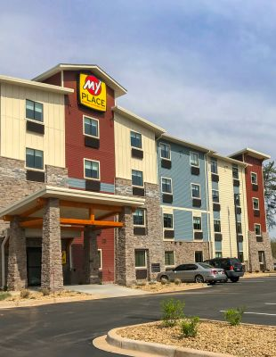 Road to 50 States: My Place Hotel-Greenville, SC is Now Open!