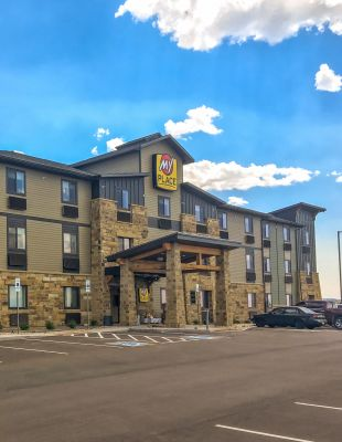 My Place Hotel - Colorado Springs, CO is NOW OPEN!